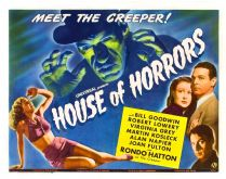 House of Horrors 1946 DVD - Rondo Hatton / Robert Lowery